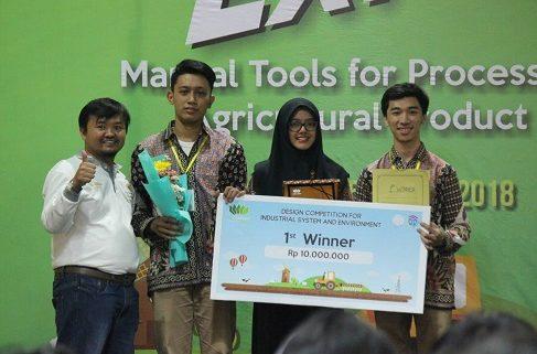 Ciptakan Skuter Ajaib, Mahasiswa Teknik Industri UII Sabet Juara 1 di UNS