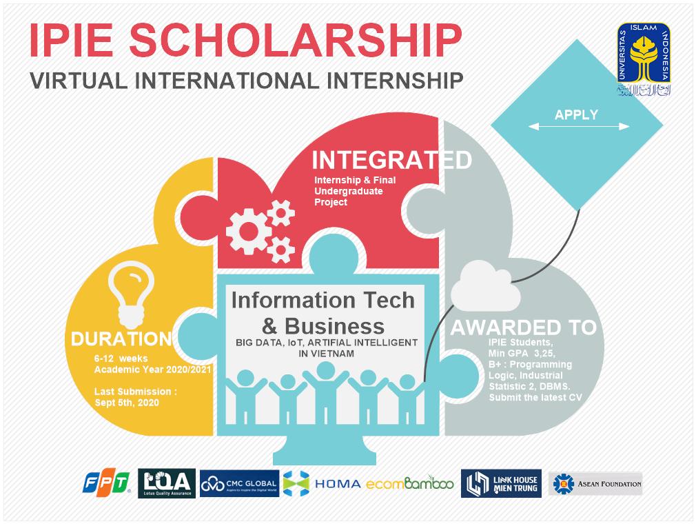 Virtual International Internship Scholarship